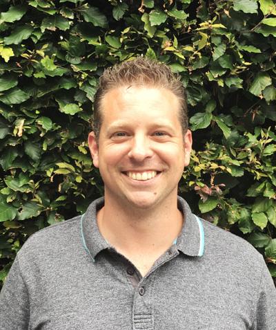 Jeffrey Rossen is timmerman en zelfstandig ondernemer