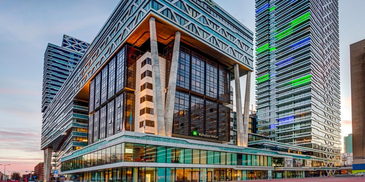 Diverse projecten voor New Babylon in Den Haag