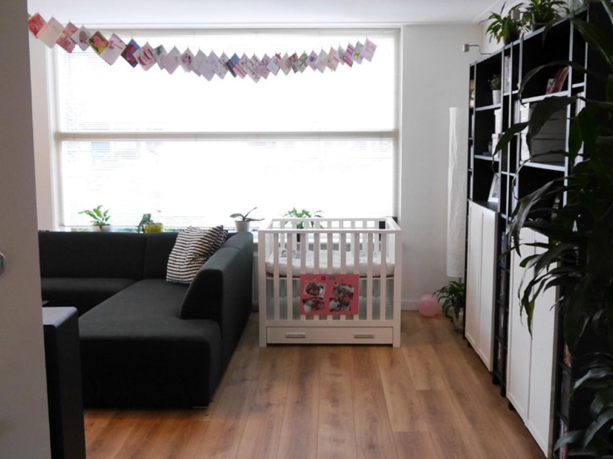Modernisering van de woonkamer