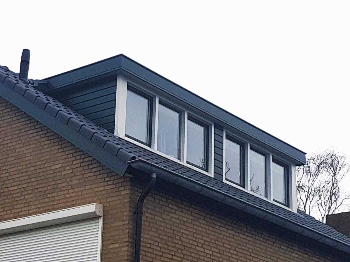 Realisatie van een dakkapel