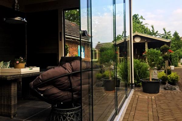 Realisatie van een robuuste tuinkamer in Berghem